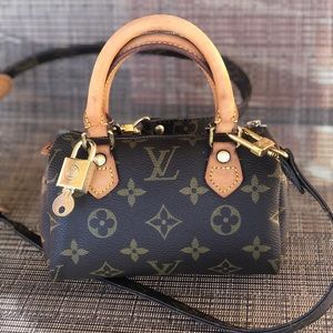 🥰 Mini Speedy 🥰 Louis Vuitton Speedy mini Sac HL
